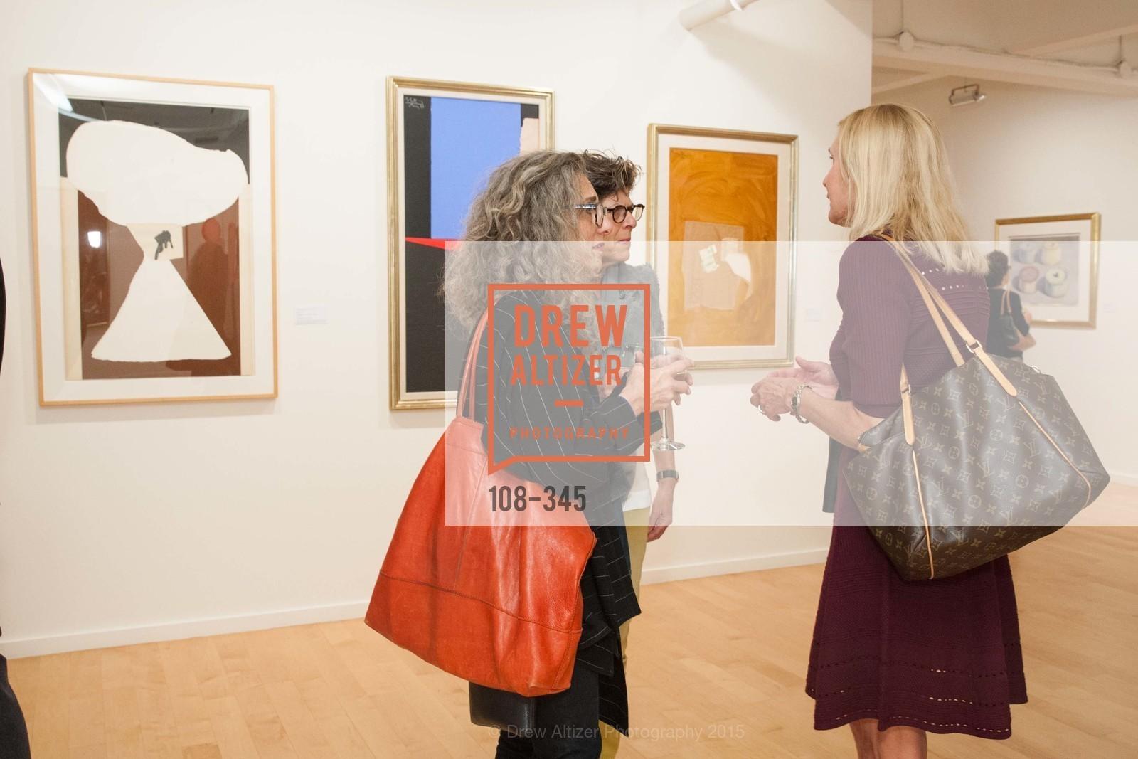 Frish Brandt, Louise Wachner-Solomon, Lizanne Suter, John Berggruen Gallery presents