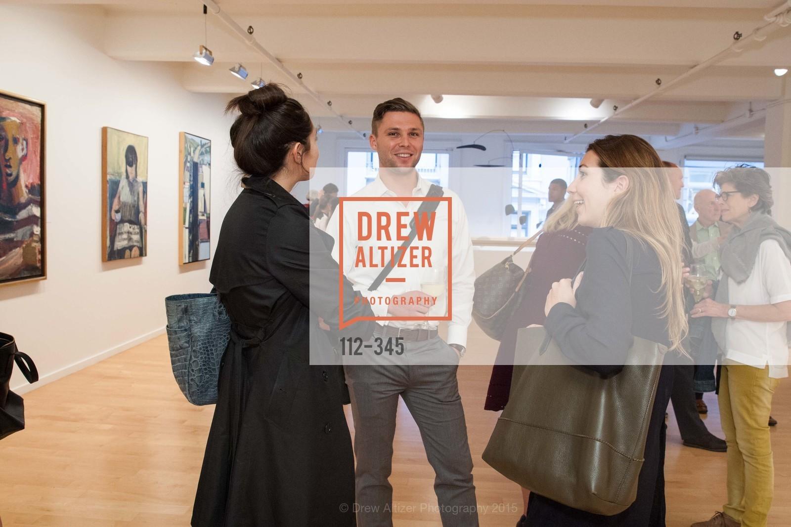 Andrew Cereghino, John Berggruen Gallery presents