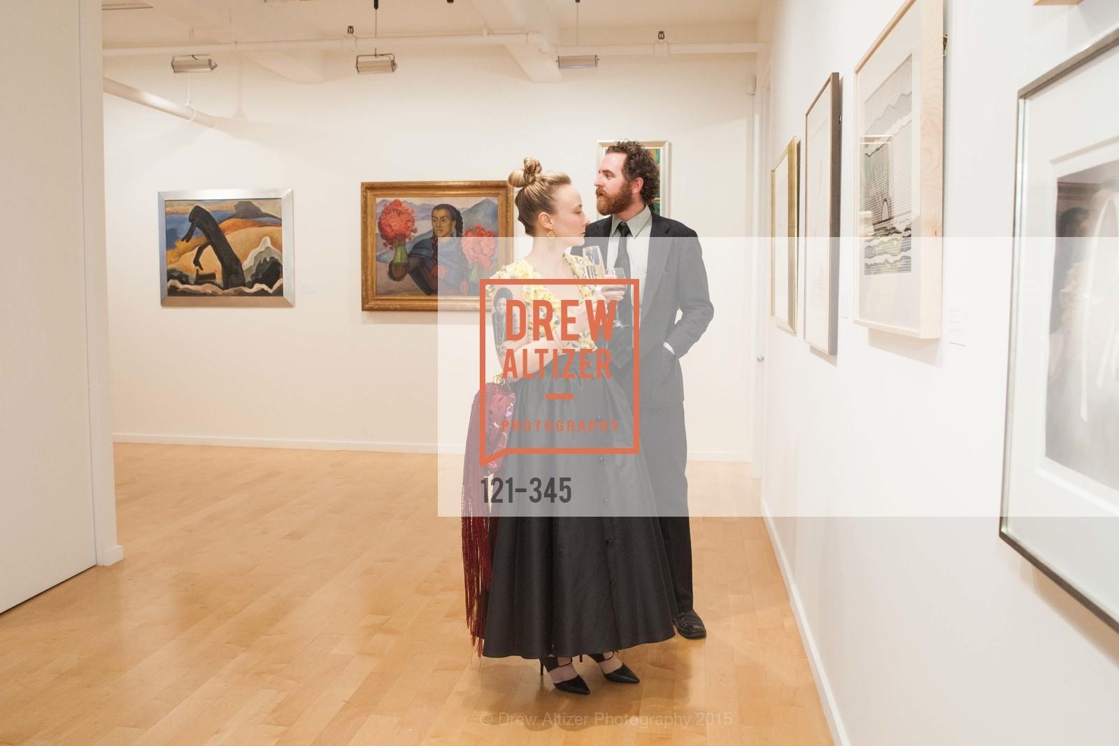Anna M, Scott Schryber, John Berggruen Gallery presents
