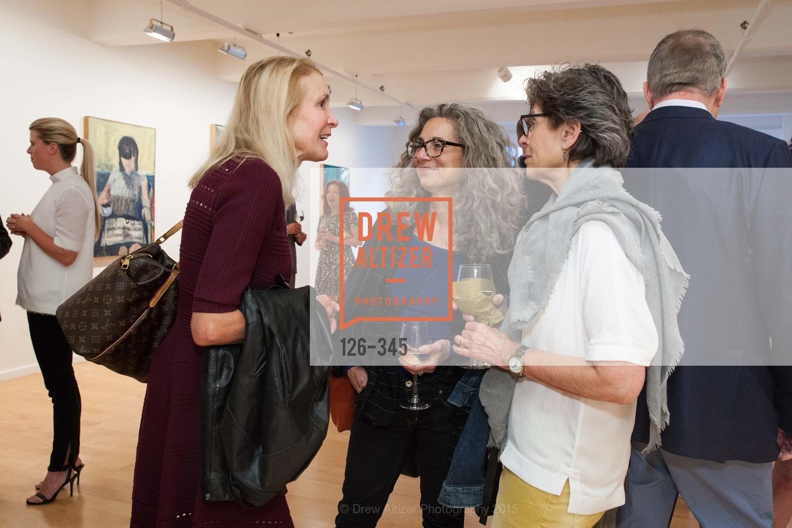 Lizanne Suter, Frish Brandt, Louise Wachner-Solomon, John Berggruen Gallery presents