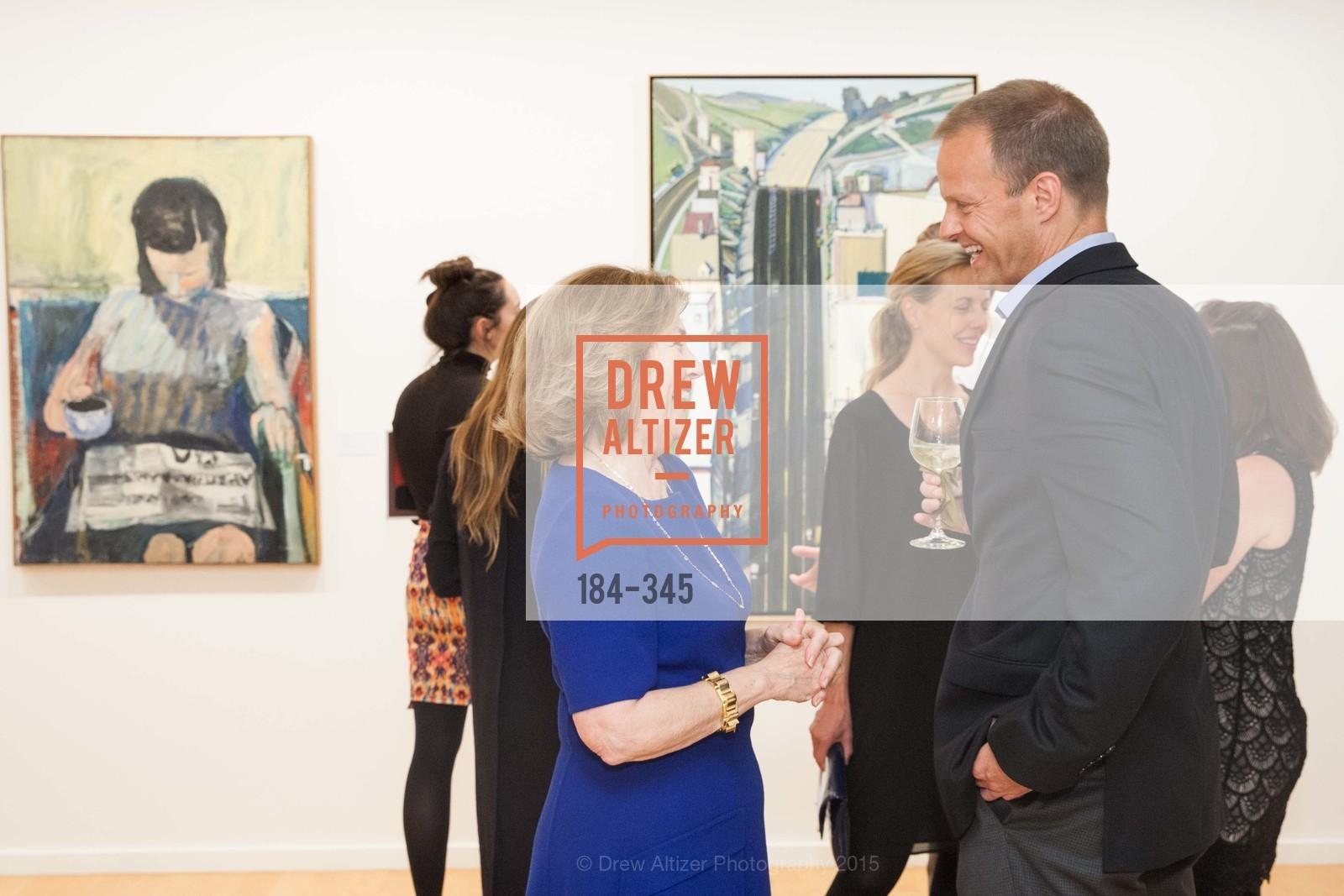 Gretchen Berggruen, John Berggruen Gallery presents