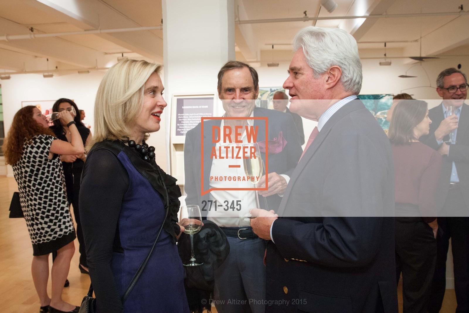 Extras, John Berggruen Gallery presents