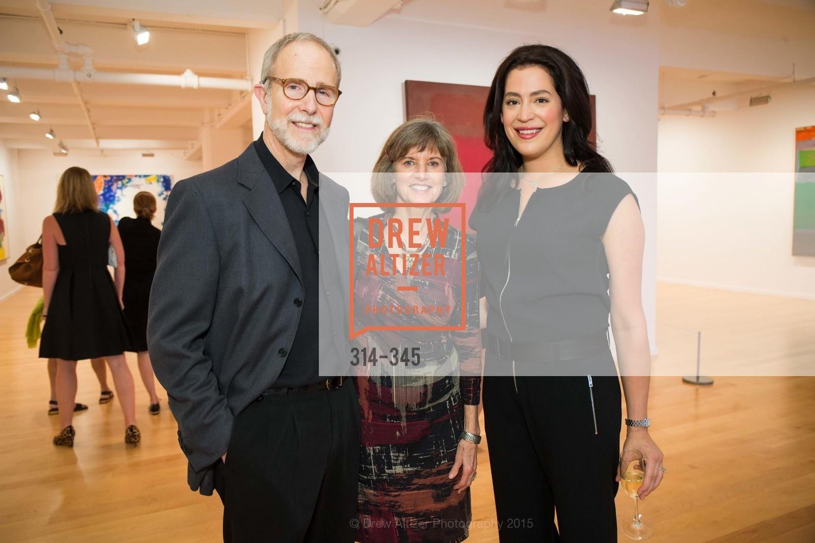 Sandy Williams, Jennifer Williams, Becky Ascher, John Berggruen Gallery presents
