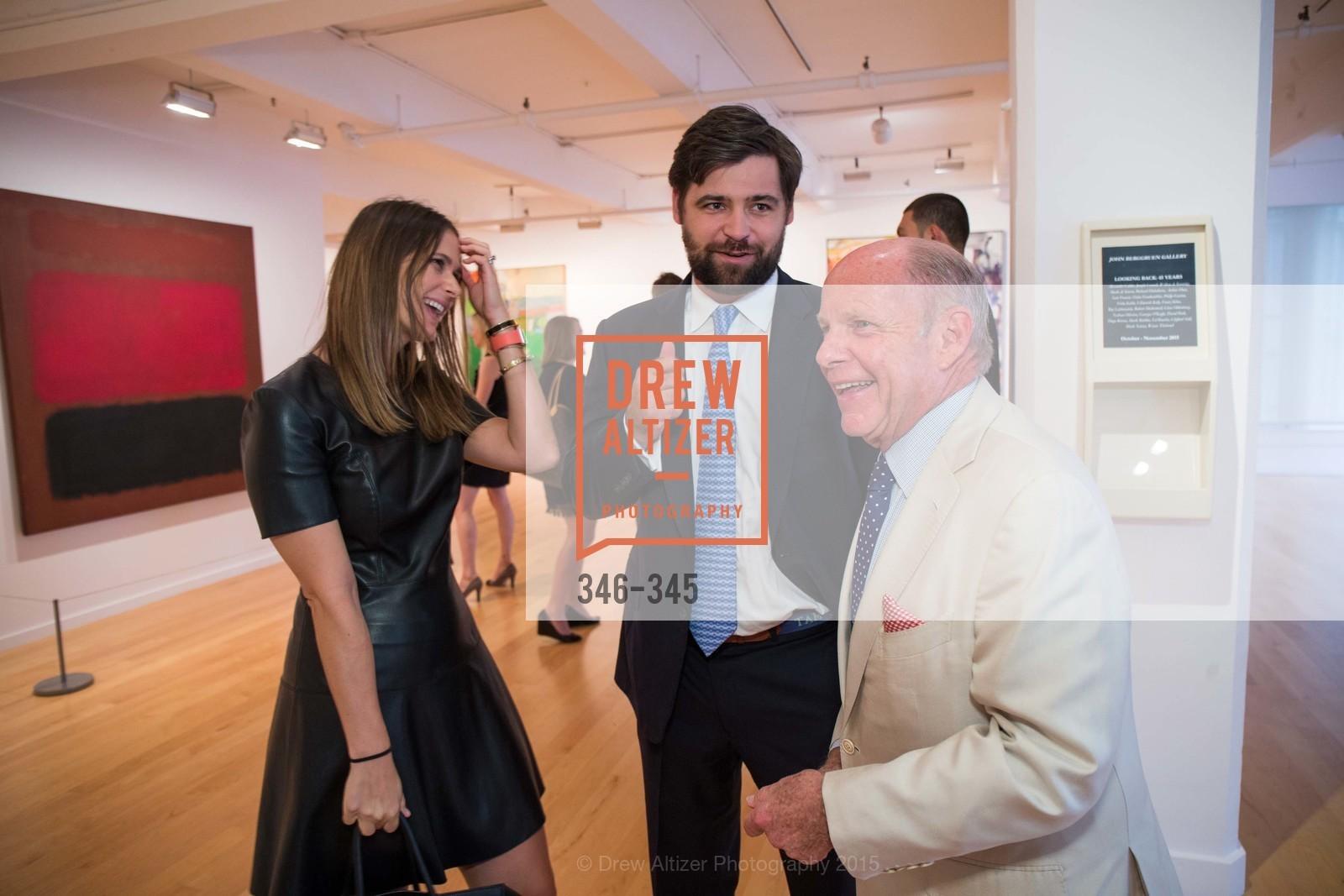 Hannah McKinley, Thomas McKinley, John Berggruen, John Berggruen Gallery presents