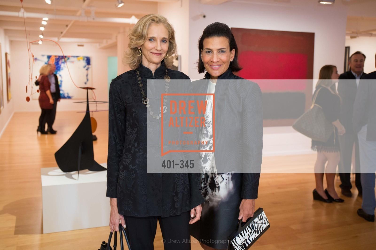 Jennifer Biederbeck, Andrea Fiuczynski, John Berggruen Gallery presents