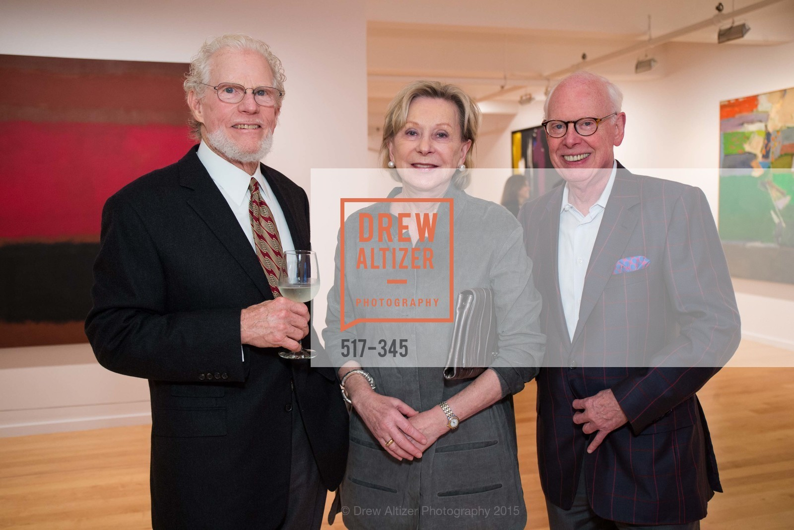 Bill Harlan, Helga Curry, Roy Curry, John Berggruen Gallery presents