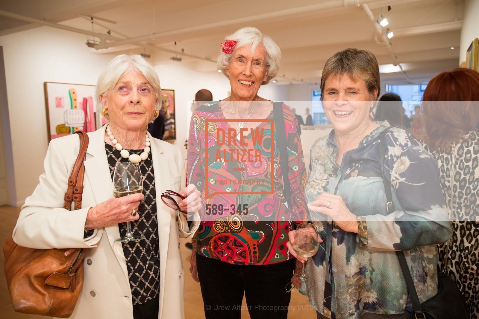 Robin Gates, Julie Kelly, Judy Luce, John Berggruen Gallery presents