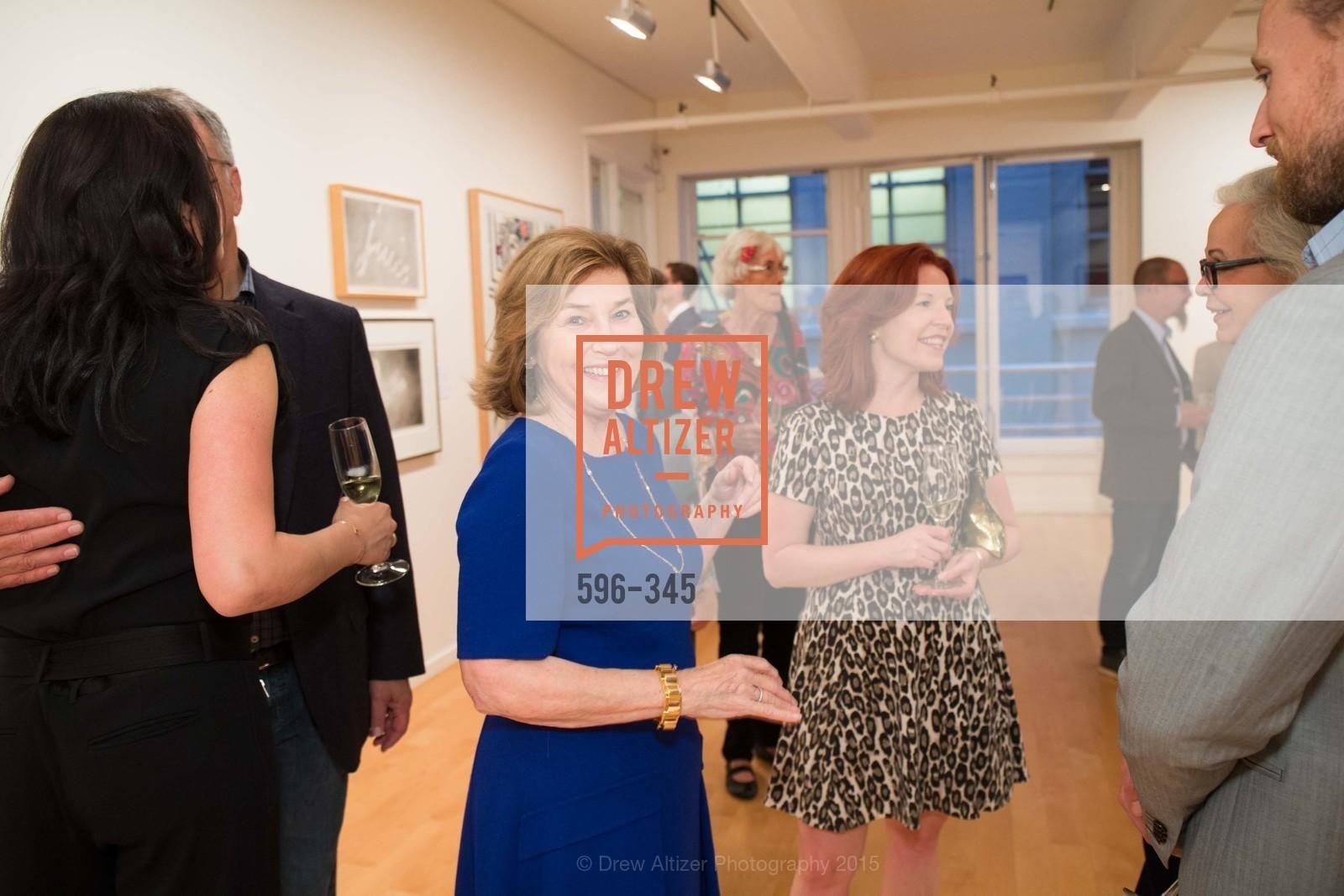 Gretchen Berggruen, Elaine Asher, John Berggruen Gallery presents