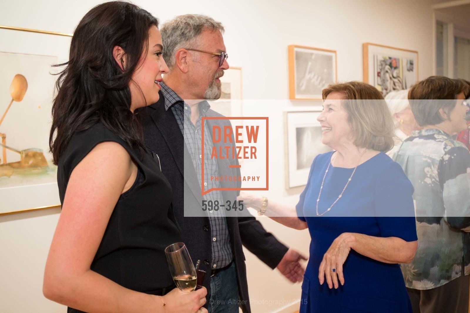 Becky Ascher, Nion McEvoy, Gretchen Berggruen, John Berggruen Gallery presents