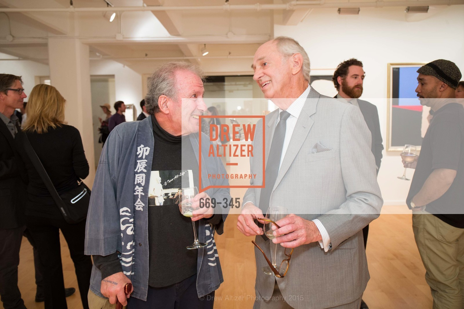 Michael Beck, John Berggruen Gallery presents