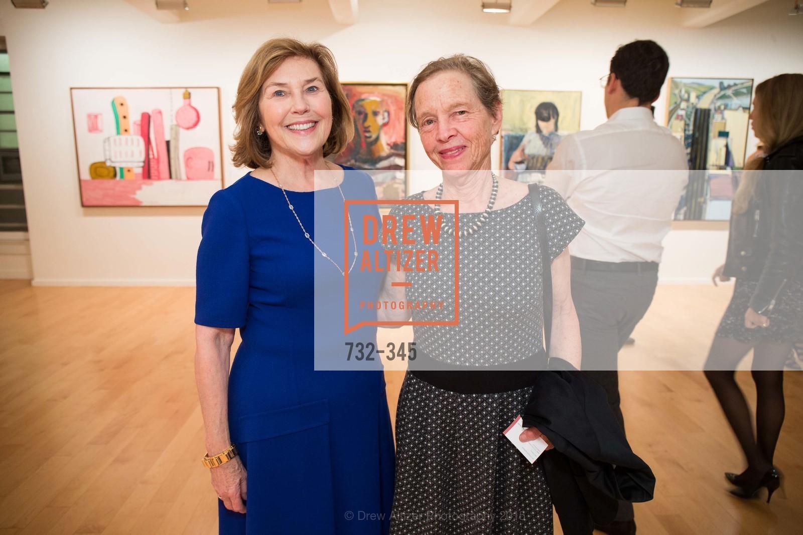 Gretchen Berggruen, Helen Berggruen, John Berggruen Gallery presents