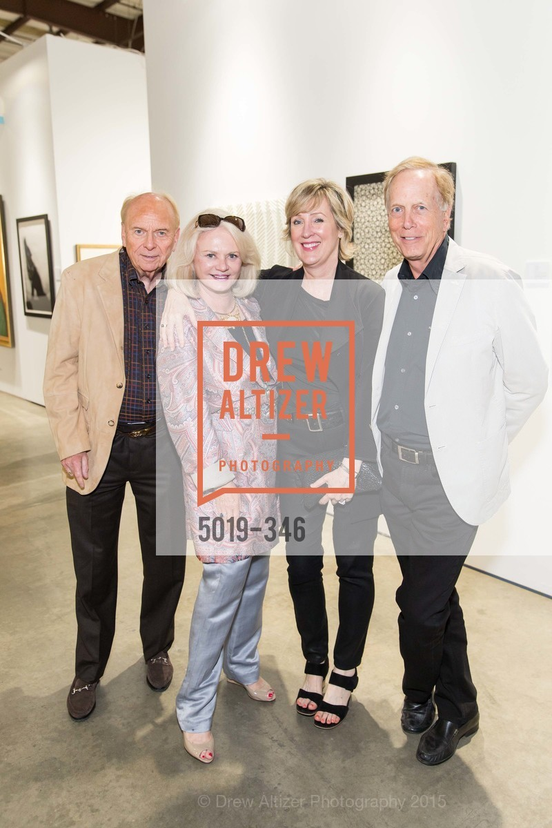 David Pace, Heide Betz, Elizabeth Barlow, Steven McClellan, Art Miami Presents: Art Silicon Valley, San Mateo County Event Center. 1346 Saratoga Dr, October 8th, 2015,Drew Altizer, Drew Altizer Photography, full-service agency, private events, San Francisco photographer, photographer california