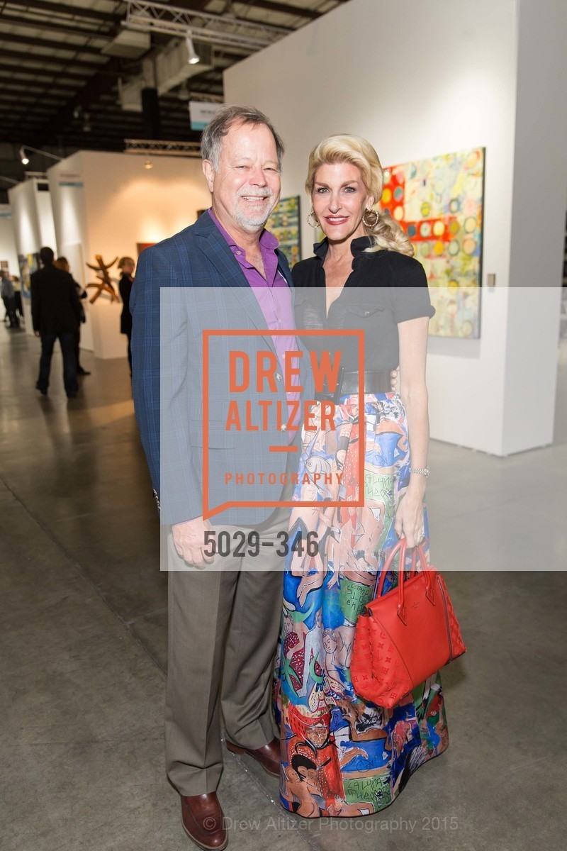 Oliver Caldwell, Karen Caldwell, Art Miami Presents: Art Silicon Valley, San Mateo County Event Center. 1346 Saratoga Dr, October 8th, 2015,Drew Altizer, Drew Altizer Photography, full-service agency, private events, San Francisco photographer, photographer california