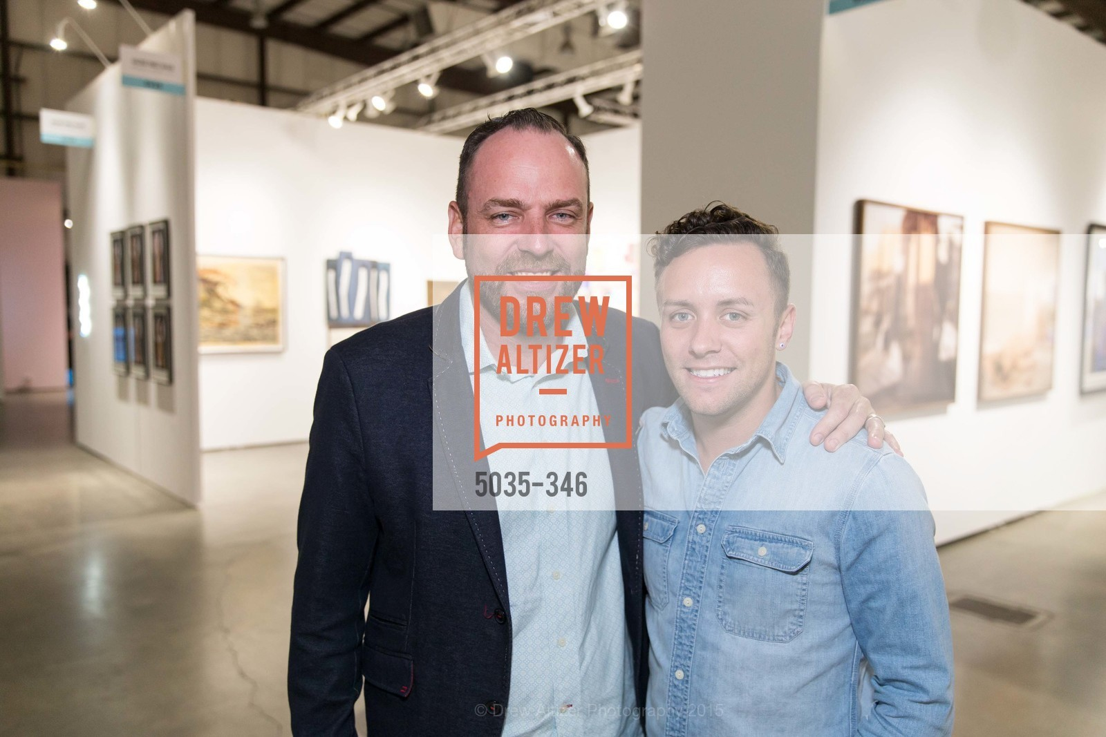 Steven Flowers, Joel Holcomb, Art Miami Presents: Art Silicon Valley, San Mateo County Event Center. 1346 Saratoga Dr, October 8th, 2015,Drew Altizer, Drew Altizer Photography, full-service agency, private events, San Francisco photographer, photographer california