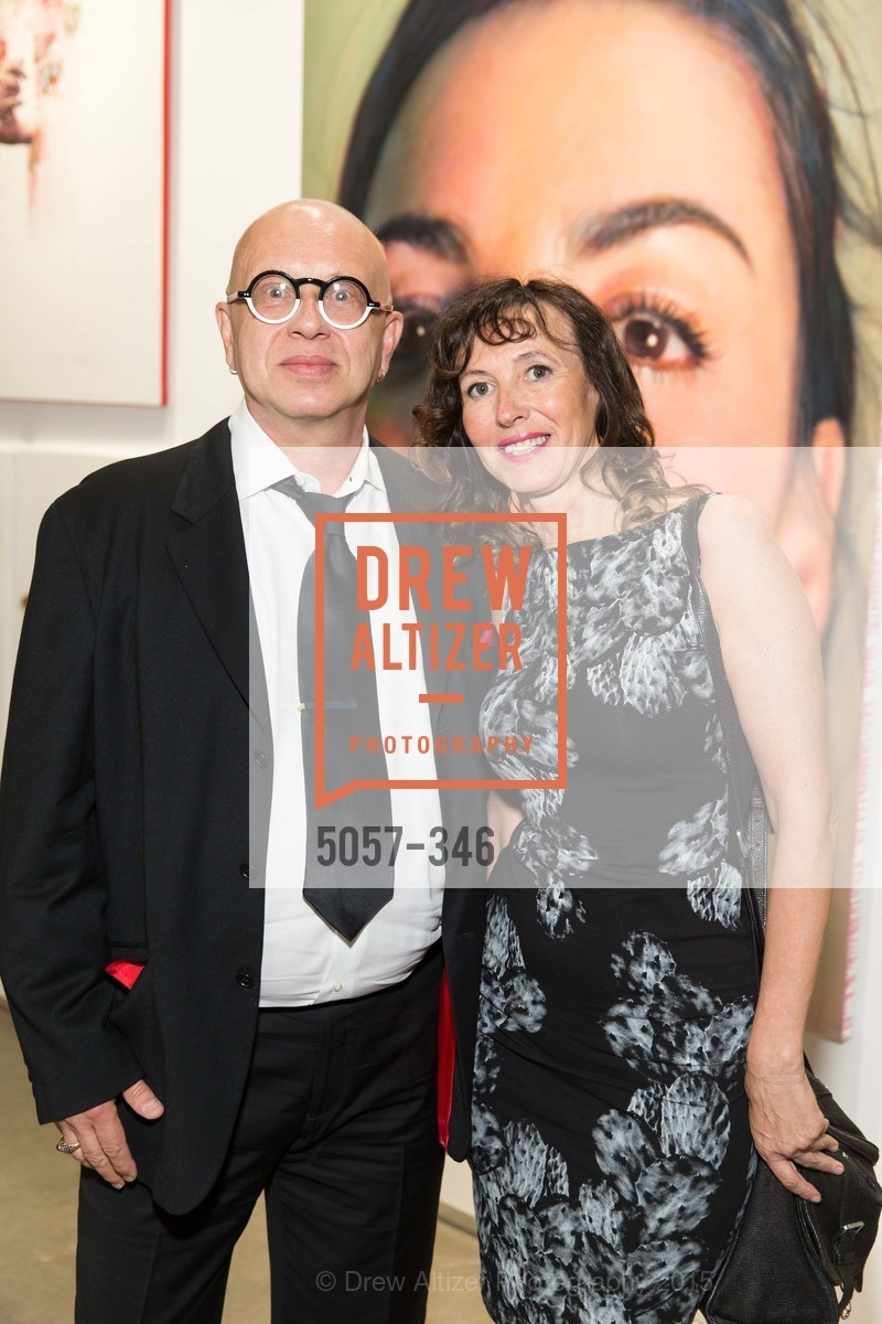 Valintin Popov, Floriana Petersen, Art Miami Presents: Art Silicon Valley, San Mateo County Event Center. 1346 Saratoga Dr, October 8th, 2015,Drew Altizer, Drew Altizer Photography, full-service agency, private events, San Francisco photographer, photographer california