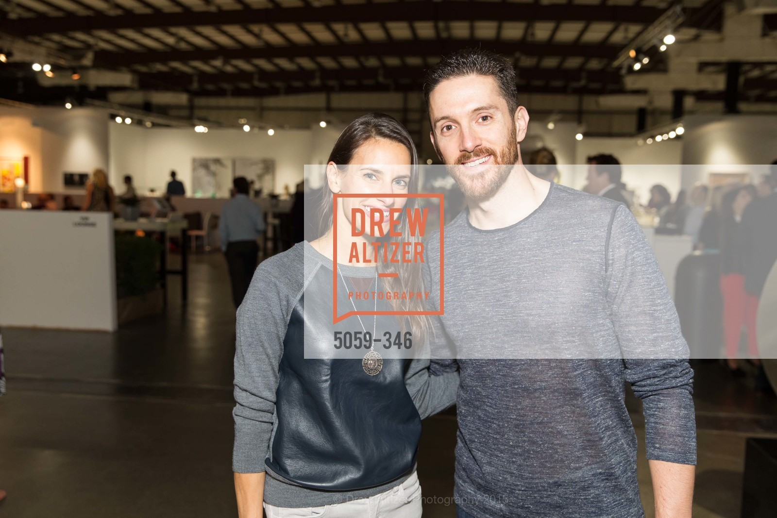 Patricia Dassios, Angelos Dassios, Art Miami Presents: Art Silicon Valley, San Mateo County Event Center. 1346 Saratoga Dr, October 8th, 2015,Drew Altizer, Drew Altizer Photography, full-service agency, private events, San Francisco photographer, photographer california