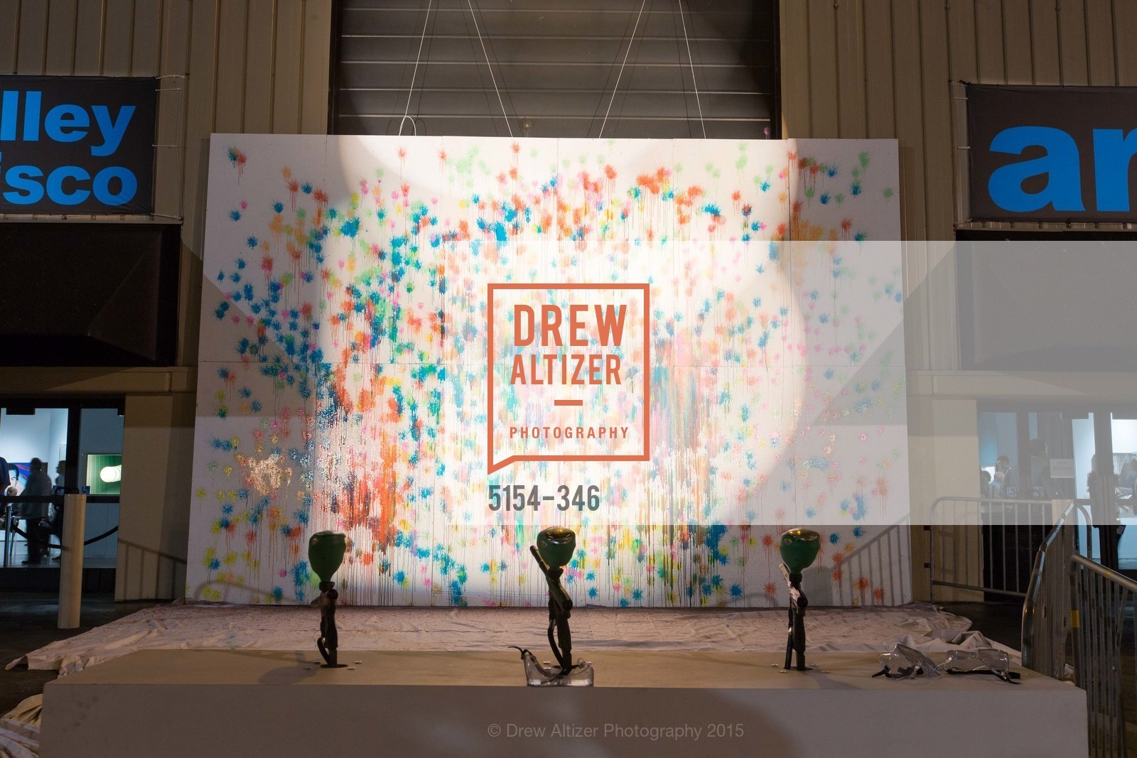 Atmosphere, Art Miami Presents: Art Silicon Valley, San Mateo County Event Center. 1346 Saratoga Dr, October 8th, 2015,Drew Altizer, Drew Altizer Photography, full-service event agency, private events, San Francisco photographer, photographer California