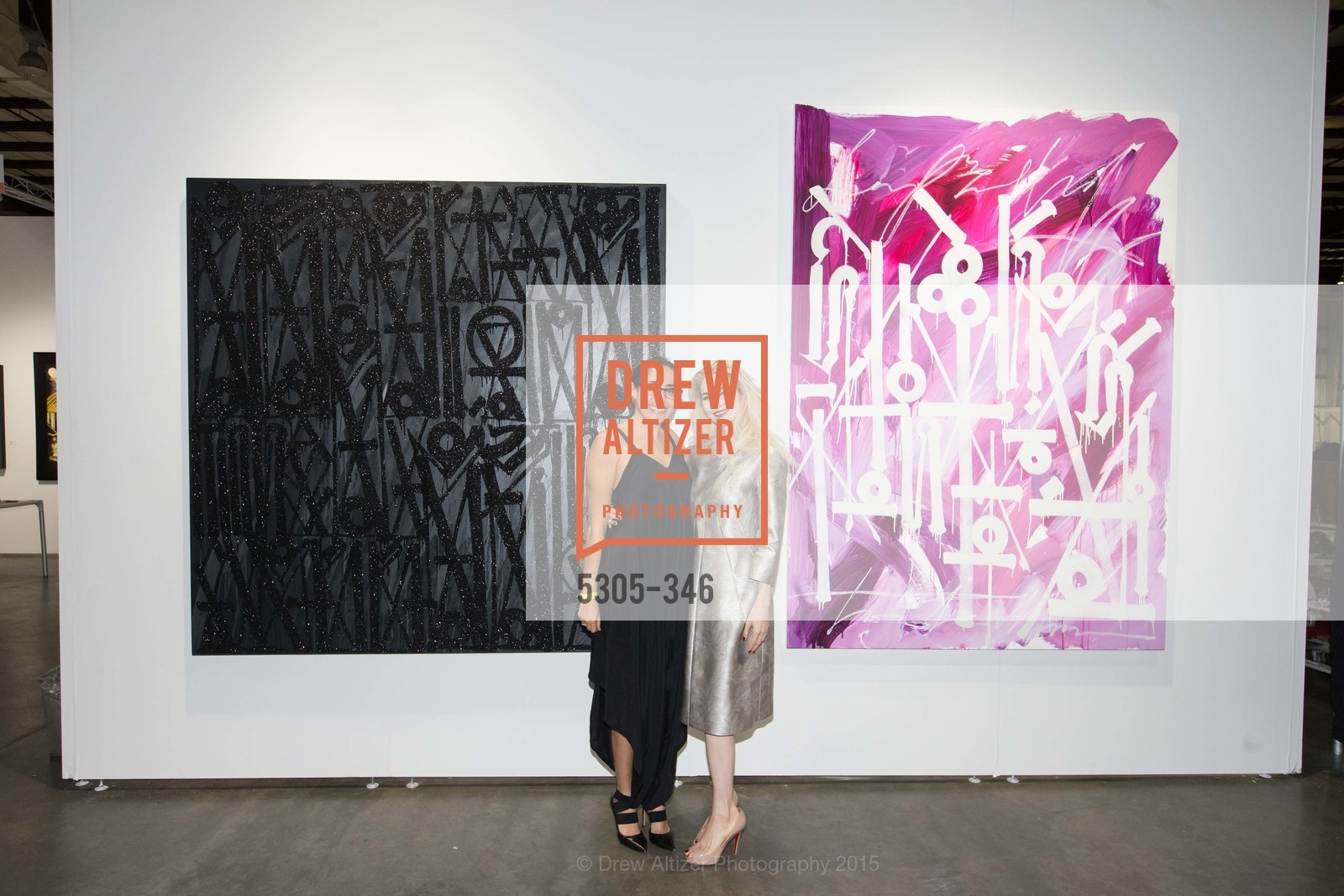 Brooke Gerson, Elizabeth Tenhouten, Art Miami Presents: Art Silicon Valley, San Mateo County Event Center. 1346 Saratoga Dr, October 8th, 2015,Drew Altizer, Drew Altizer Photography, full-service agency, private events, San Francisco photographer, photographer california