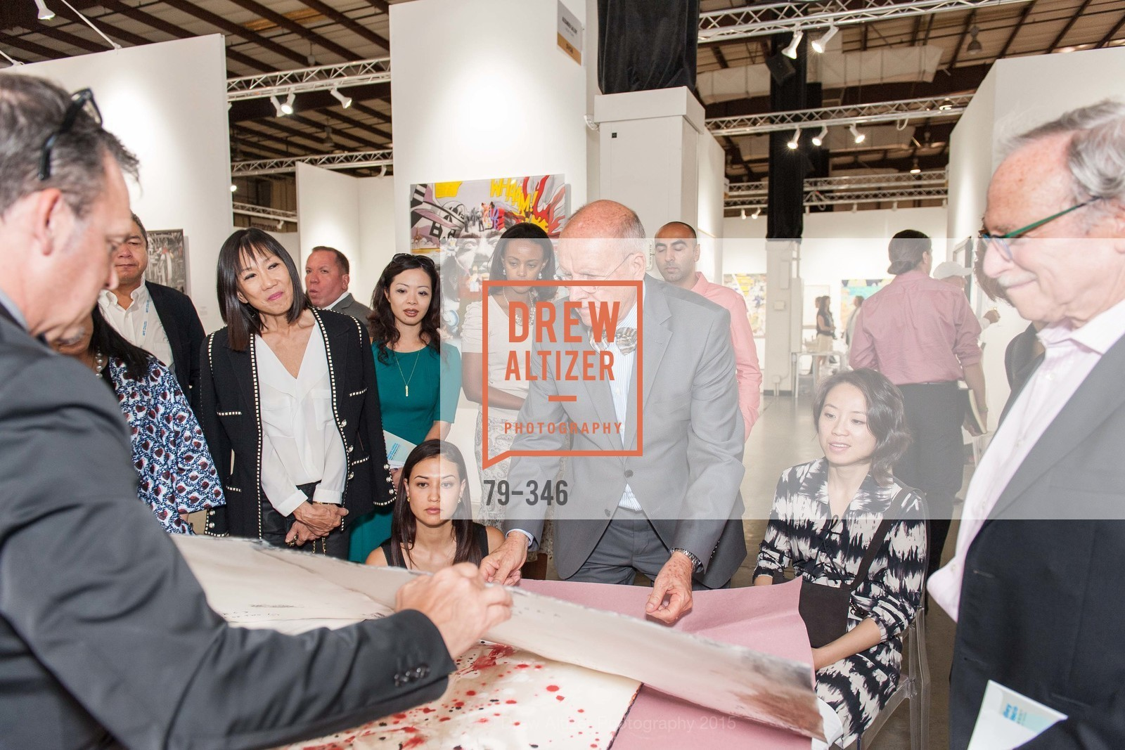 Hooper Dunbar, Lucy Sun, Karin Oen, Art Miami Presents: Art Silicon Valley, San Mateo County Event Center. 1346 Saratoga Dr, October 8th, 2015,Drew Altizer, Drew Altizer Photography, full-service agency, private events, San Francisco photographer, photographer california