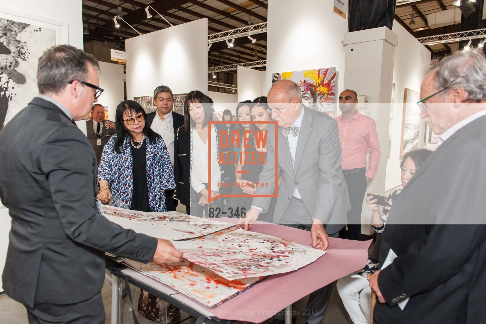 Hooper Dunbar, Art Miami Presents: Art Silicon Valley, San Mateo County Event Center. 1346 Saratoga Dr, October 8th, 2015,Drew Altizer, Drew Altizer Photography, full-service agency, private events, San Francisco photographer, photographer california