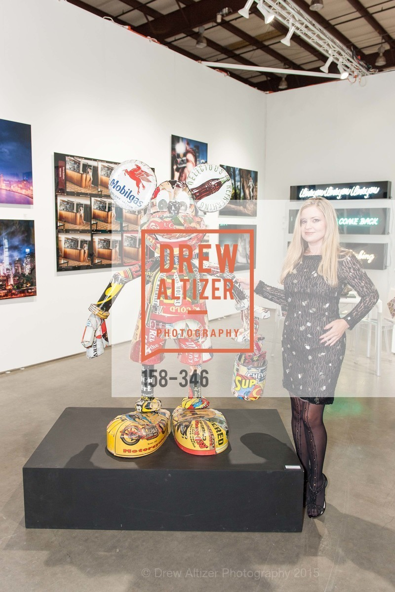 Julie Hall, Art Miami Presents: Art Silicon Valley, San Mateo County Event Center. 1346 Saratoga Dr, October 8th, 2015,Drew Altizer, Drew Altizer Photography, full-service agency, private events, San Francisco photographer, photographer california