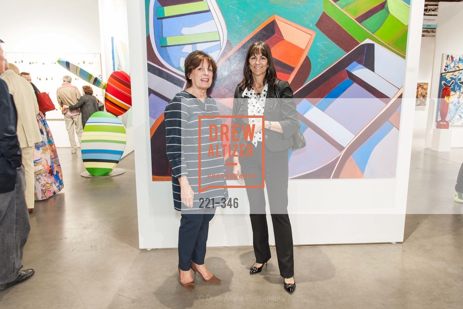 Rebecca Graffitna, Debbie Livingston, Art Miami Presents: Art Silicon Valley, San Mateo County Event Center. 1346 Saratoga Dr, October 8th, 2015,Drew Altizer, Drew Altizer Photography, full-service agency, private events, San Francisco photographer, photographer california