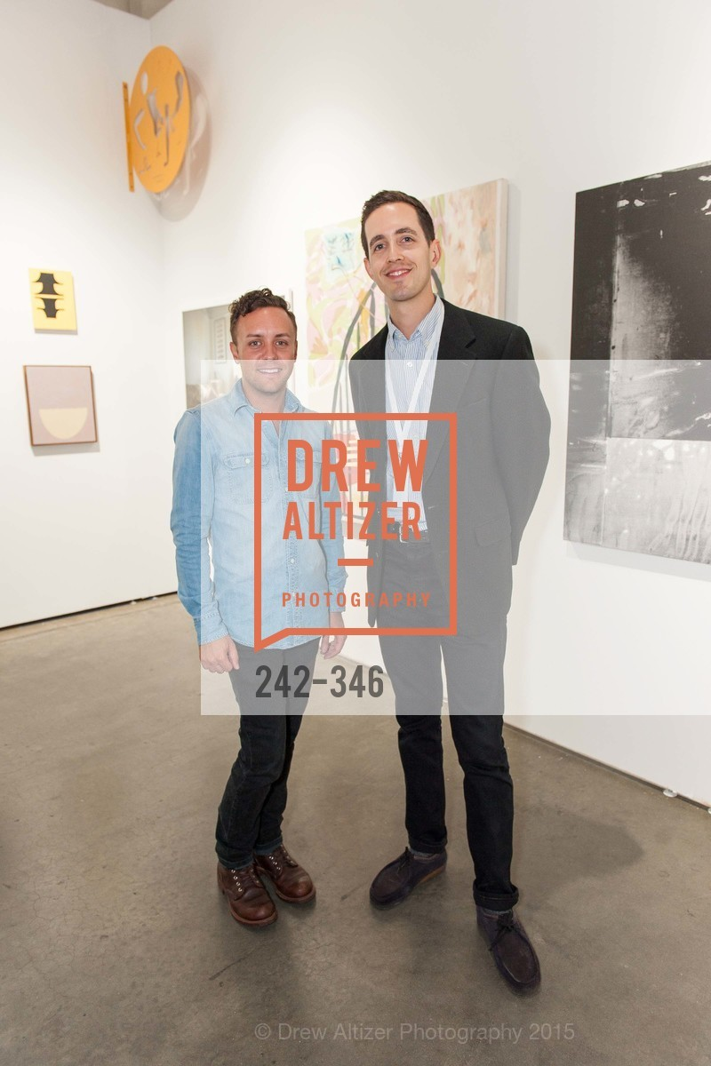 Joe Holcomb, Matt Bernstein, Art Miami Presents: Art Silicon Valley, San Mateo County Event Center. 1346 Saratoga Dr, October 8th, 2015,Drew Altizer, Drew Altizer Photography, full-service event agency, private events, San Francisco photographer, photographer California