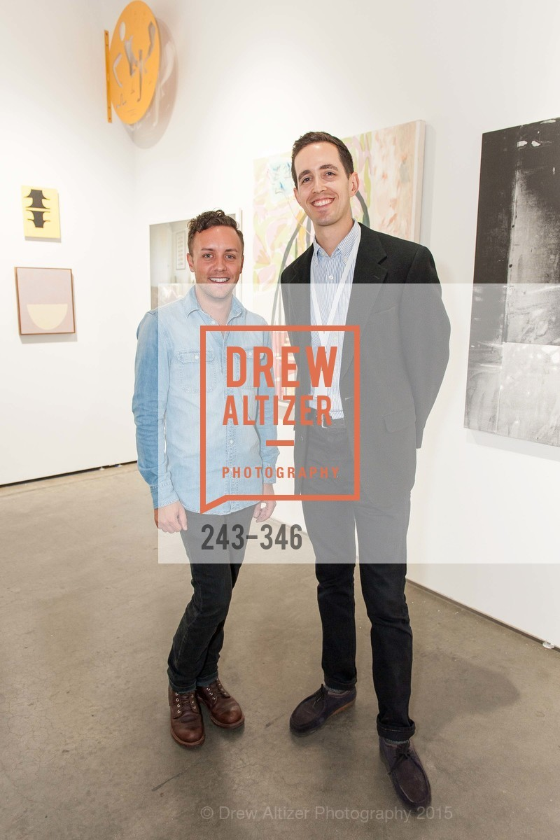 Joe Holcomb, Matt Bernstein, Art Miami Presents: Art Silicon Valley, San Mateo County Event Center. 1346 Saratoga Dr, October 8th, 2015,Drew Altizer, Drew Altizer Photography, full-service agency, private events, San Francisco photographer, photographer california
