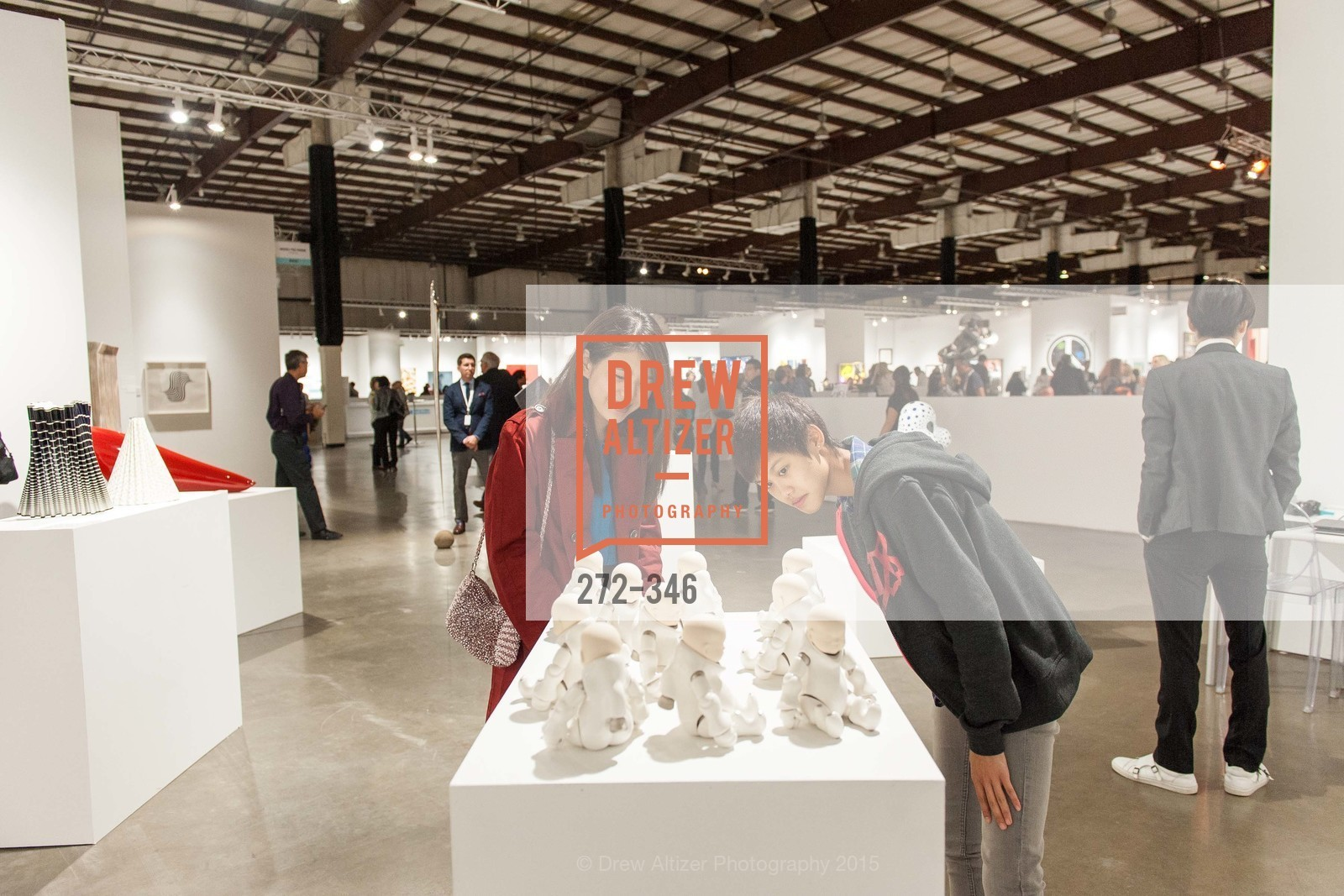 Nok Yin, Darren Chan, Art Miami Presents: Art Silicon Valley, San Mateo County Event Center. 1346 Saratoga Dr, October 8th, 2015,Drew Altizer, Drew Altizer Photography, full-service agency, private events, San Francisco photographer, photographer california