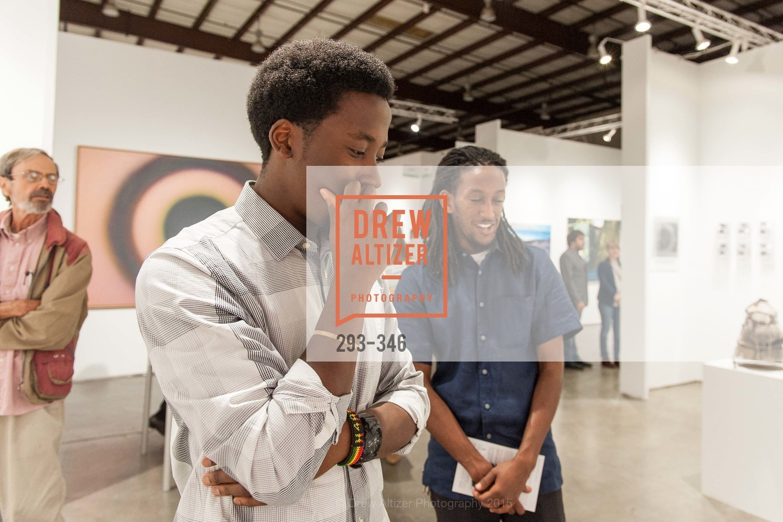 David Tim, Yoni Asega, Art Miami Presents: Art Silicon Valley, San Mateo County Event Center. 1346 Saratoga Dr, October 8th, 2015,Drew Altizer, Drew Altizer Photography, full-service agency, private events, San Francisco photographer, photographer california