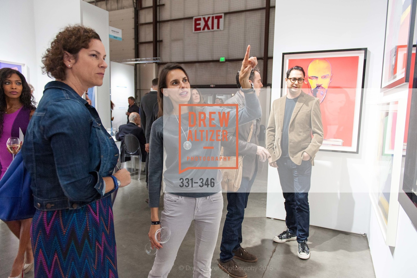 Christina Carrie, Patricia Dassios, Art Miami Presents: Art Silicon Valley, San Mateo County Event Center. 1346 Saratoga Dr, October 8th, 2015,Drew Altizer, Drew Altizer Photography, full-service agency, private events, San Francisco photographer, photographer california