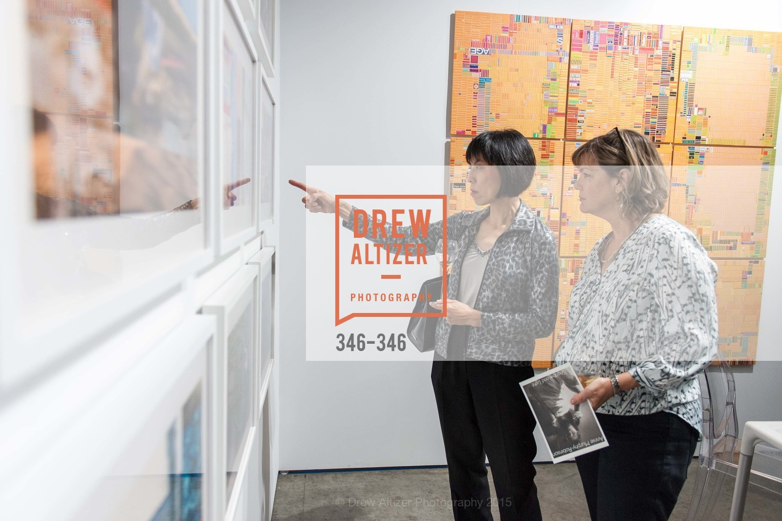 Marilee Moy, Lynn Akeyson, Art Miami Presents: Art Silicon Valley, San Mateo County Event Center. 1346 Saratoga Dr, October 8th, 2015,Drew Altizer, Drew Altizer Photography, full-service agency, private events, San Francisco photographer, photographer california