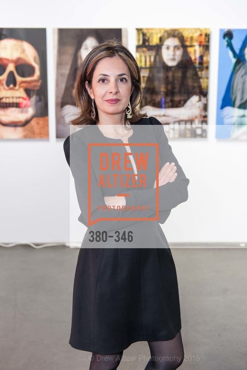 Niloufar Banisabr, Art Miami Presents: Art Silicon Valley, San Mateo County Event Center. 1346 Saratoga Dr, October 8th, 2015,Drew Altizer, Drew Altizer Photography, full-service agency, private events, San Francisco photographer, photographer california