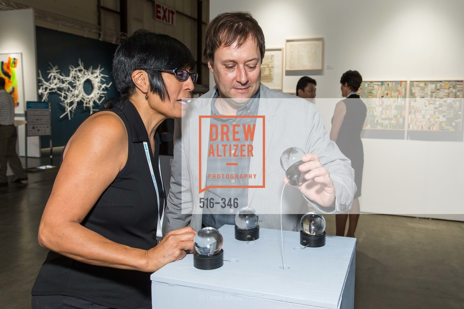 J.D. Beltran, Steve Zavattero, Art Miami Presents: Art Silicon Valley, San Mateo County Event Center. 1346 Saratoga Dr, October 8th, 2015,Drew Altizer, Drew Altizer Photography, full-service agency, private events, San Francisco photographer, photographer california