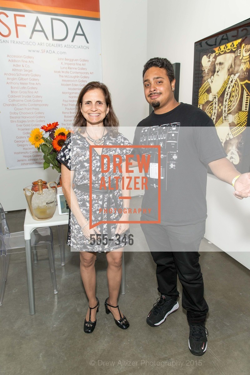 Petra Schumann, Yarrow Slaps, Art Miami Presents: Art Silicon Valley, San Mateo County Event Center. 1346 Saratoga Dr, October 8th, 2015,Drew Altizer, Drew Altizer Photography, full-service agency, private events, San Francisco photographer, photographer california