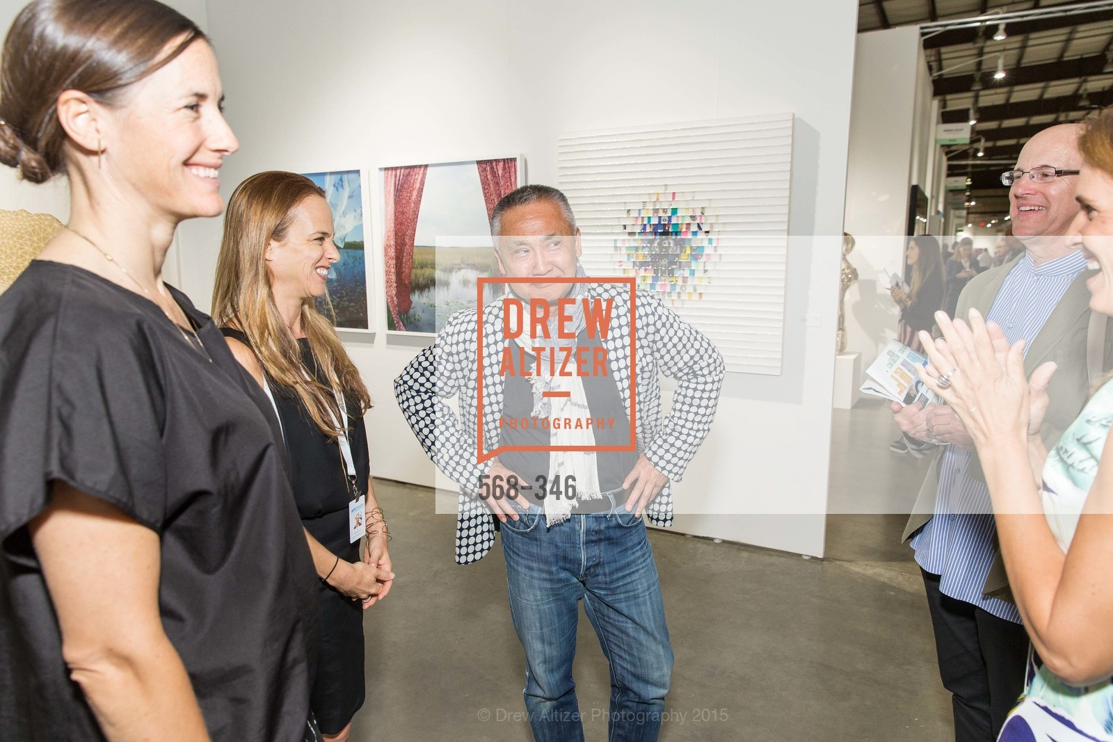 Svea Soll, Stephanie Breitbard, Koichi Hara, Art Miami Presents: Art Silicon Valley, San Mateo County Event Center. 1346 Saratoga Dr, October 8th, 2015,Drew Altizer, Drew Altizer Photography, full-service agency, private events, San Francisco photographer, photographer california