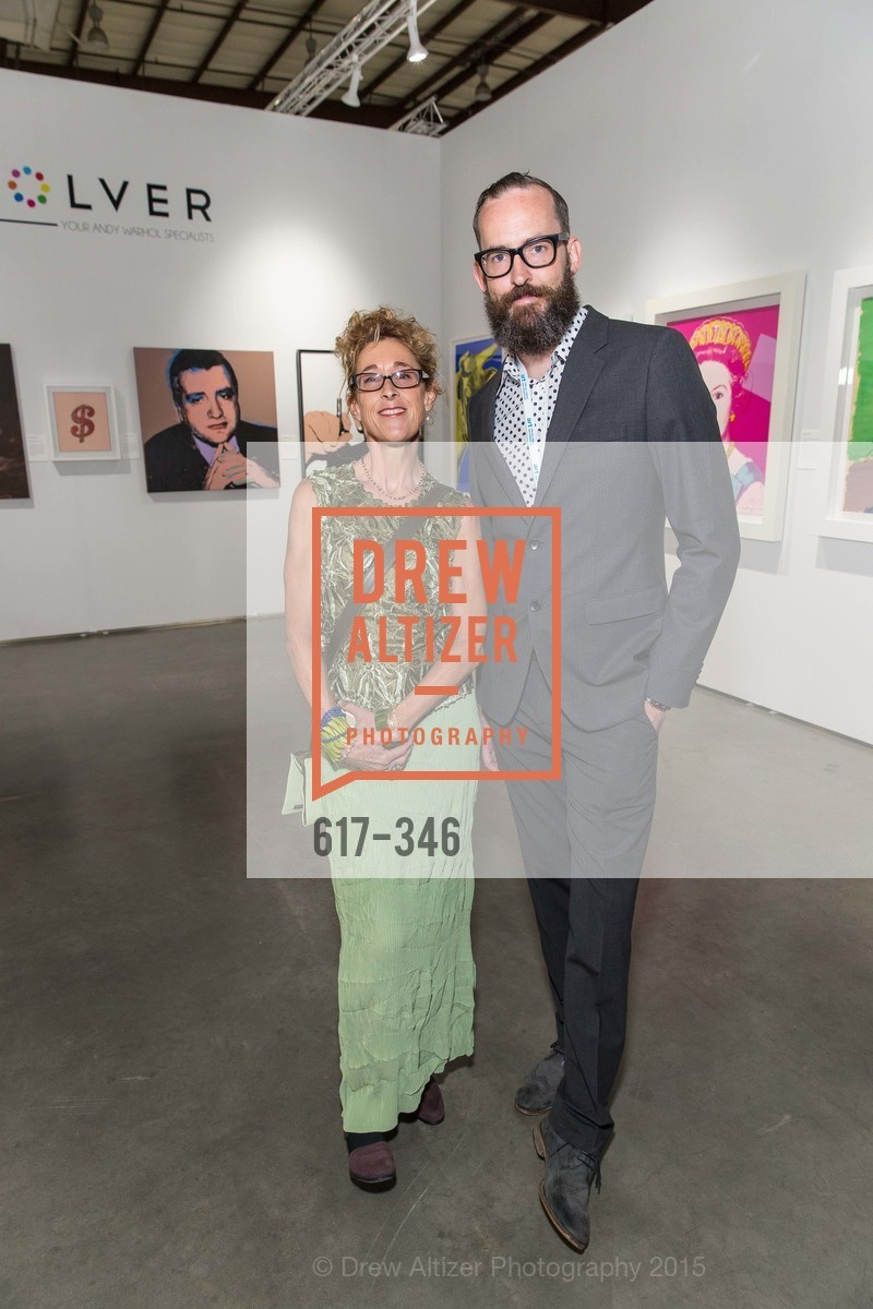 Kim Frohshin, Ryland Behrens, Art Miami Presents: Art Silicon Valley, San Mateo County Event Center. 1346 Saratoga Dr, October 8th, 2015,Drew Altizer, Drew Altizer Photography, full-service agency, private events, San Francisco photographer, photographer california