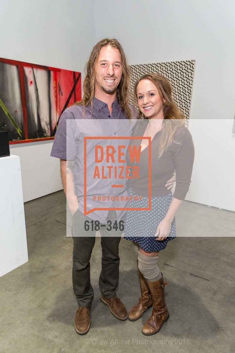 Kale Hall, Jessica Burkhart, Art Miami Presents: Art Silicon Valley, San Mateo County Event Center. 1346 Saratoga Dr, October 8th, 2015,Drew Altizer, Drew Altizer Photography, full-service agency, private events, San Francisco photographer, photographer california