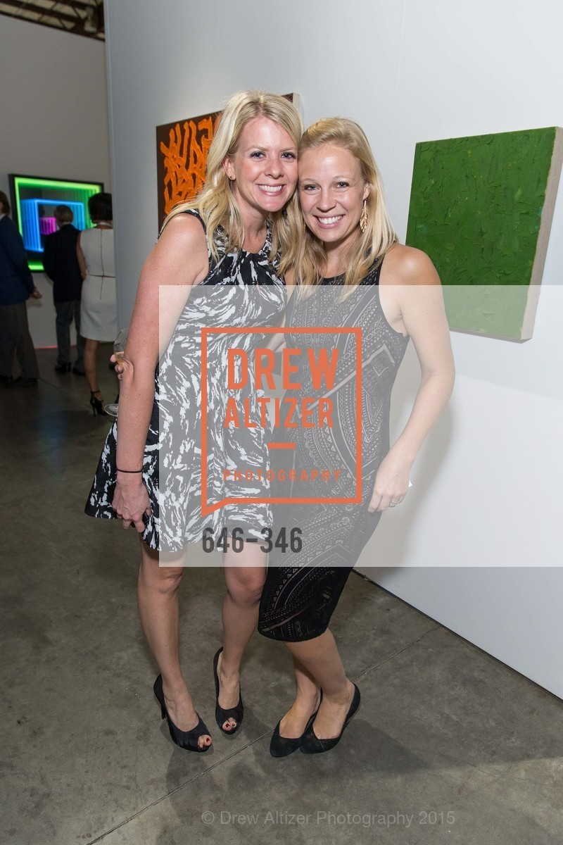 Rachel Coy, Christy Kempson, Art Miami Presents: Art Silicon Valley, San Mateo County Event Center. 1346 Saratoga Dr, October 8th, 2015,Drew Altizer, Drew Altizer Photography, full-service event agency, private events, San Francisco photographer, photographer California