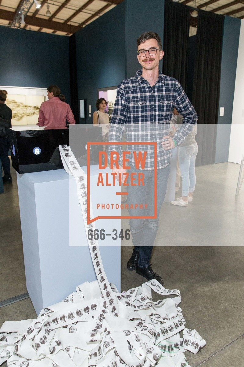 Simon Pyle, Art Miami Presents: Art Silicon Valley, San Mateo County Event Center. 1346 Saratoga Dr, October 8th, 2015,Drew Altizer, Drew Altizer Photography, full-service agency, private events, San Francisco photographer, photographer california