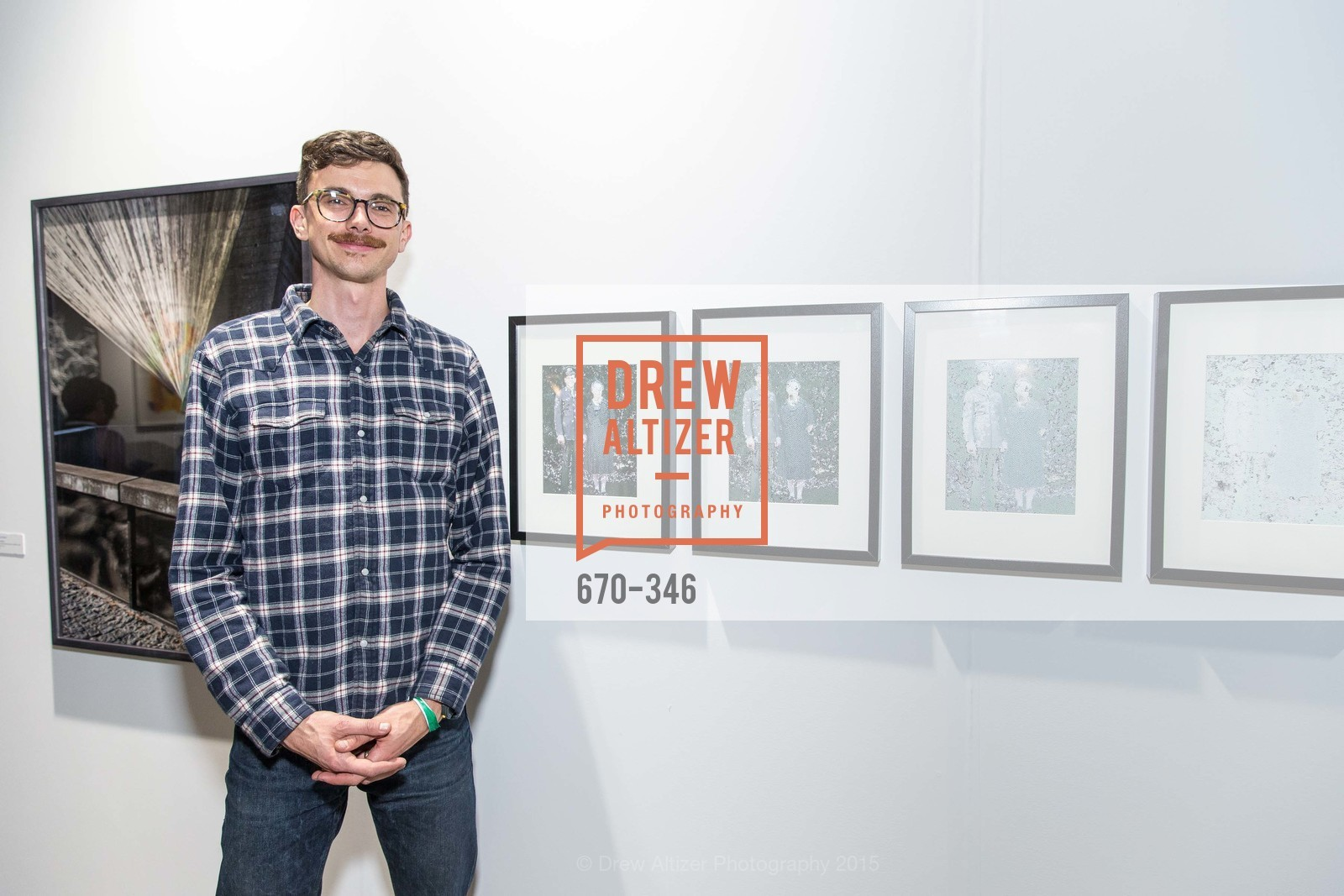 Simon Pyle, Art Miami Presents: Art Silicon Valley, San Mateo County Event Center. 1346 Saratoga Dr, October 8th, 2015,Drew Altizer, Drew Altizer Photography, full-service event agency, private events, San Francisco photographer, photographer California