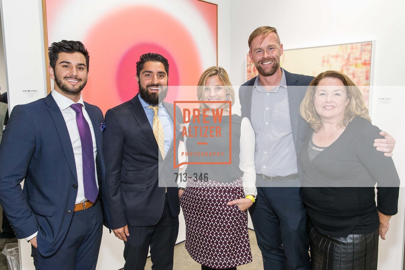 Obeid Habibi, Roh Habibi, Ashley Boarman, David Cumpston, Brianne Miller, Art Miami Presents: Art Silicon Valley, San Mateo County Event Center. 1346 Saratoga Dr, October 8th, 2015,Drew Altizer, Drew Altizer Photography, full-service agency, private events, San Francisco photographer, photographer california