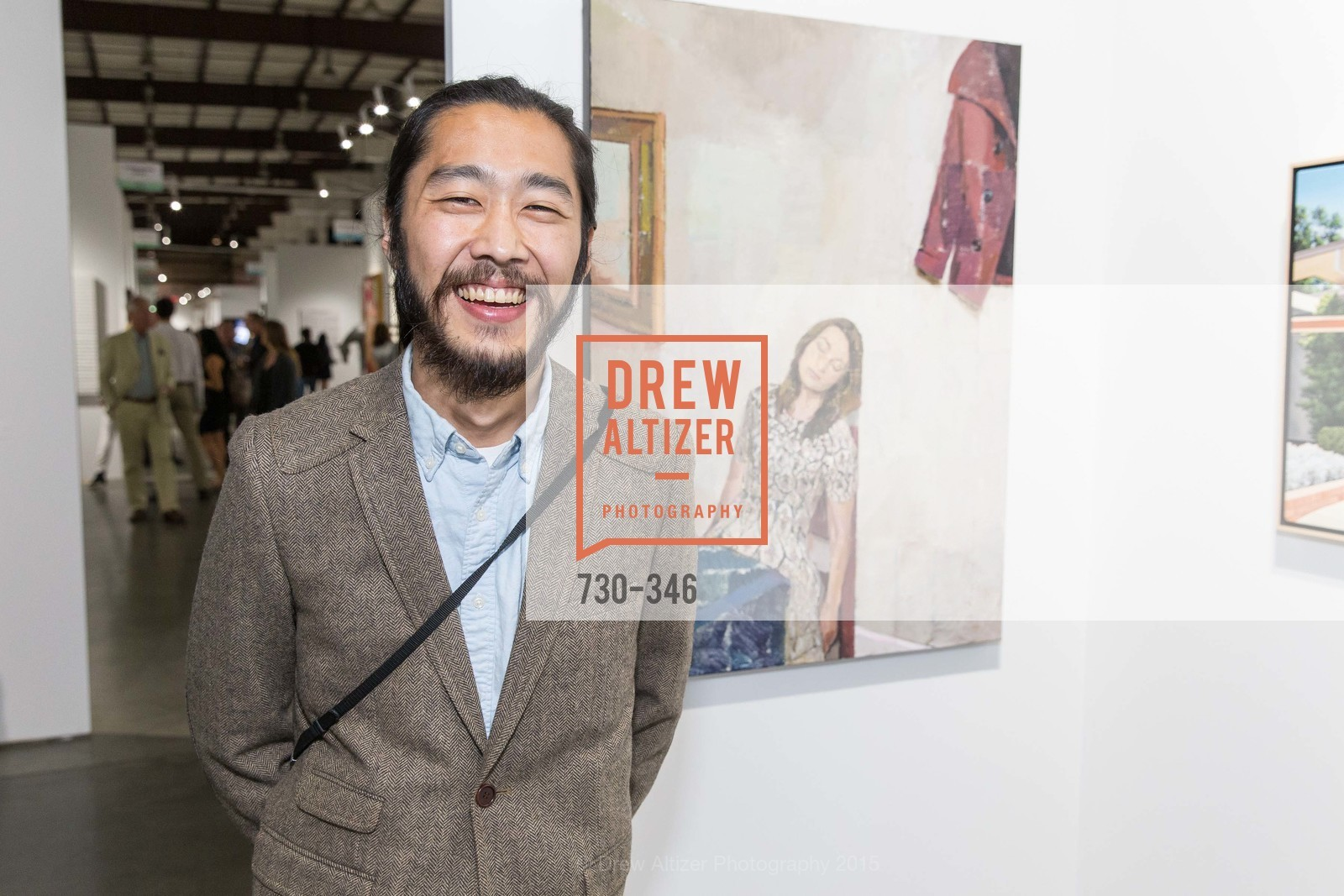 Hiroshi Sato, Art Miami Presents: Art Silicon Valley, San Mateo County Event Center. 1346 Saratoga Dr, October 8th, 2015,Drew Altizer, Drew Altizer Photography, full-service event agency, private events, San Francisco photographer, photographer California
