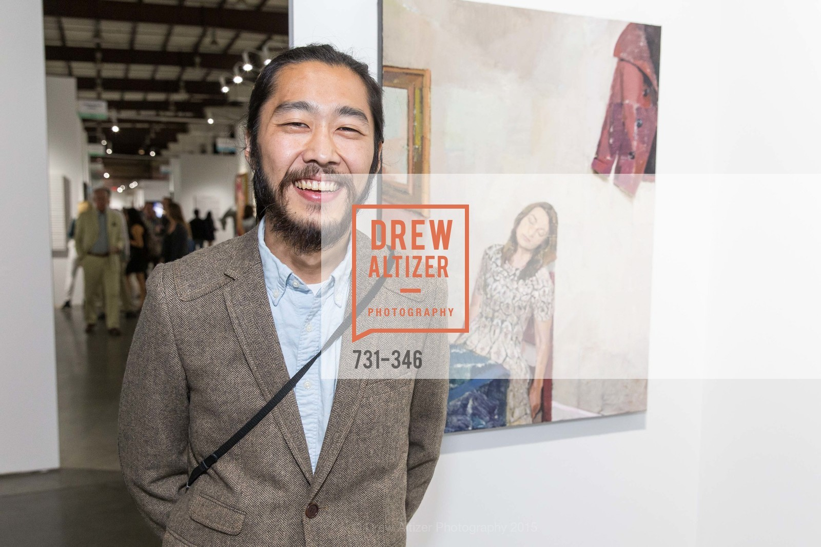 Hiroshi Sato, Art Miami Presents: Art Silicon Valley, San Mateo County Event Center. 1346 Saratoga Dr, October 8th, 2015,Drew Altizer, Drew Altizer Photography, full-service agency, private events, San Francisco photographer, photographer california