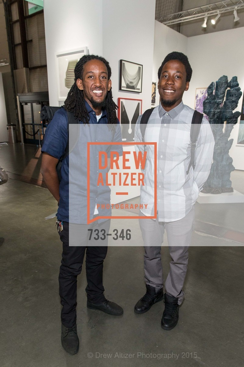 Yoni Asega, David Tim, Art Miami Presents: Art Silicon Valley, San Mateo County Event Center. 1346 Saratoga Dr, October 8th, 2015,Drew Altizer, Drew Altizer Photography, full-service agency, private events, San Francisco photographer, photographer california