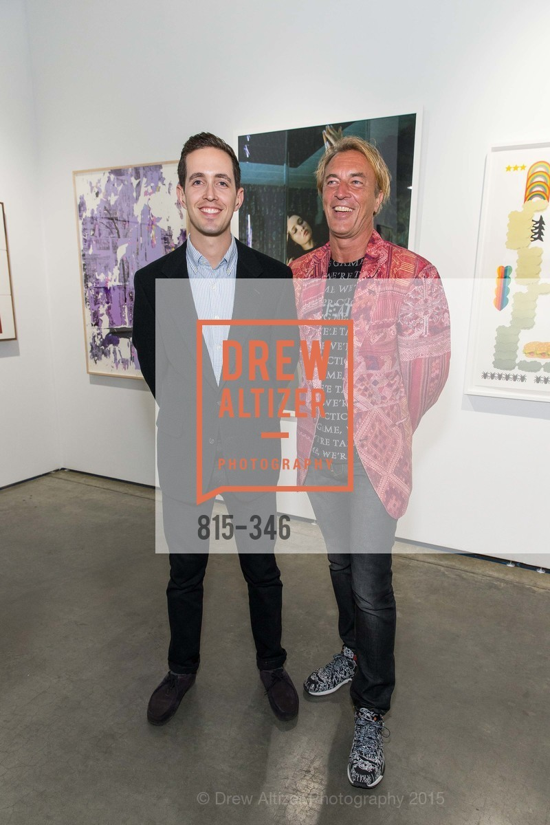 Matt Bernstein, Thomas Moller, Art Miami Presents: Art Silicon Valley, San Mateo County Event Center. 1346 Saratoga Dr, October 8th, 2015,Drew Altizer, Drew Altizer Photography, full-service agency, private events, San Francisco photographer, photographer california