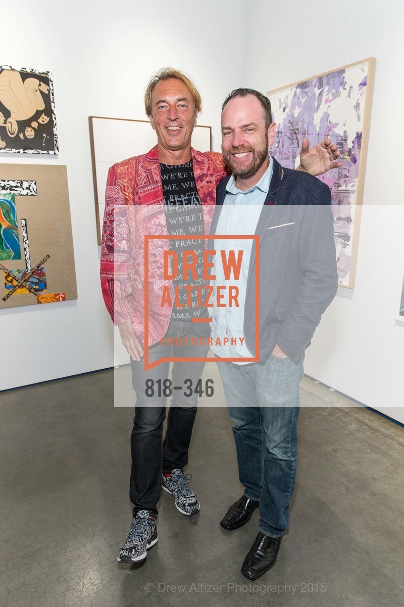 Thomas Moller, Stephen Flowers, Art Miami Presents: Art Silicon Valley, San Mateo County Event Center. 1346 Saratoga Dr, October 8th, 2015,Drew Altizer, Drew Altizer Photography, full-service agency, private events, San Francisco photographer, photographer california
