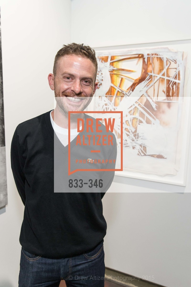 Adam Feibelman, Art Miami Presents: Art Silicon Valley, San Mateo County Event Center. 1346 Saratoga Dr, October 8th, 2015,Drew Altizer, Drew Altizer Photography, full-service agency, private events, San Francisco photographer, photographer california