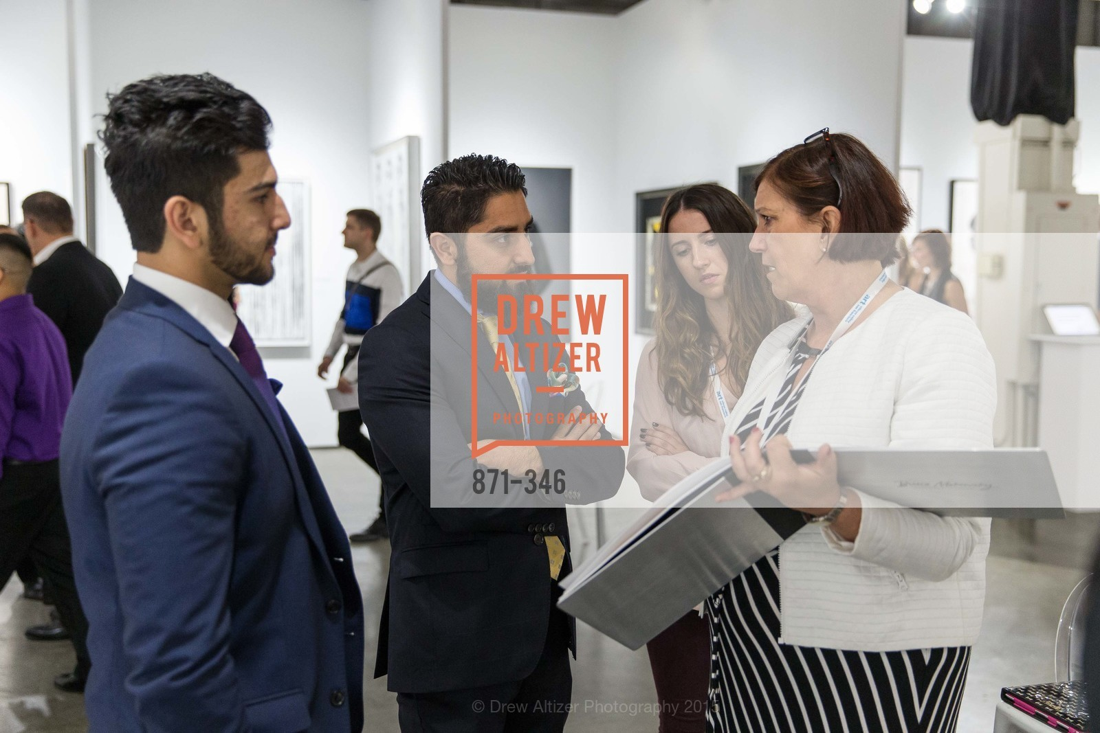 Roh Habibi, Art Miami Presents: Art Silicon Valley, San Mateo County Event Center. 1346 Saratoga Dr, October 8th, 2015,Drew Altizer, Drew Altizer Photography, full-service agency, private events, San Francisco photographer, photographer california