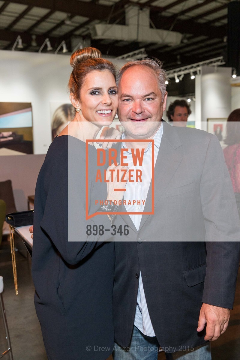 Susan Blanco, Walker Bass, Art Miami Presents: Art Silicon Valley, San Mateo County Event Center. 1346 Saratoga Dr, October 8th, 2015,Drew Altizer, Drew Altizer Photography, full-service agency, private events, San Francisco photographer, photographer california